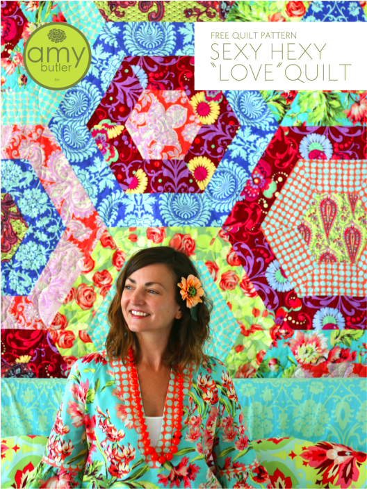 Amy Butler Love collection arrived in Canada! - Flair for Fabric : amy butler quilt kits - Adamdwight.com